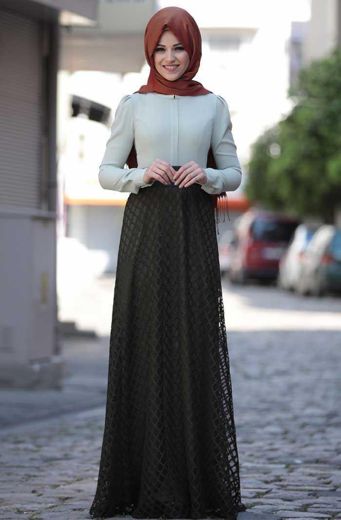 Al Marah Tesettür Mira Elbise Modelleri