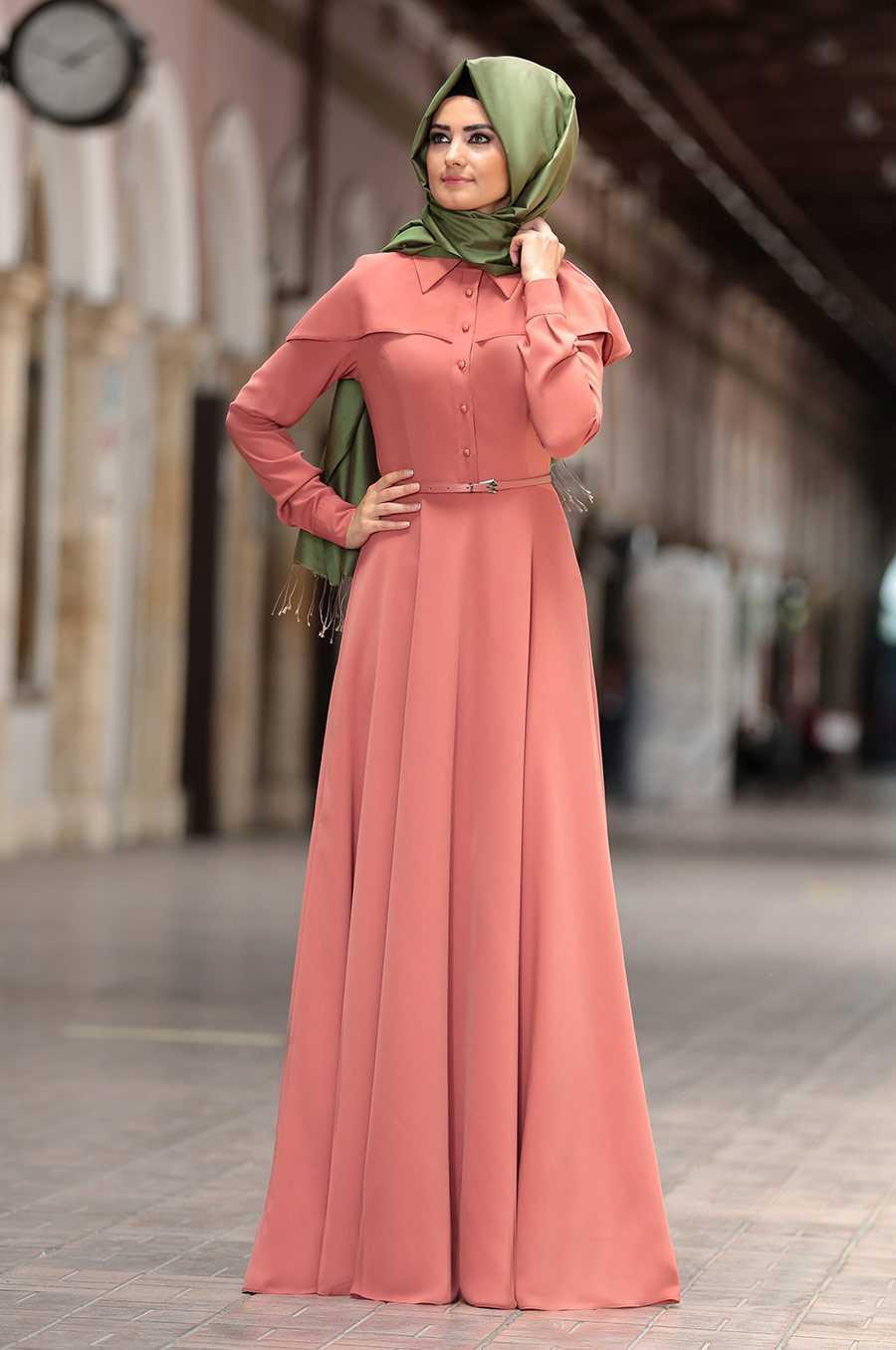 Al Marah Tesettür Tuana Elbise Modelleri