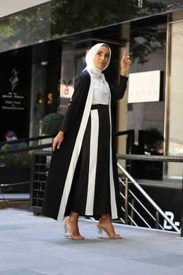 Eliza Moda Tesettür Üçlü Takım Modelleri