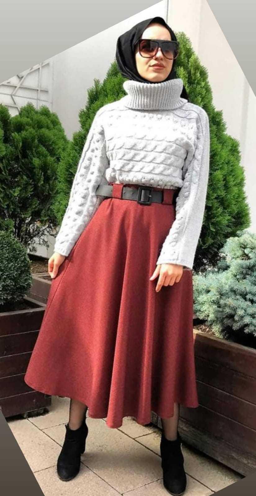 Eliza Moda Tesettür Kıyafet Modelleri