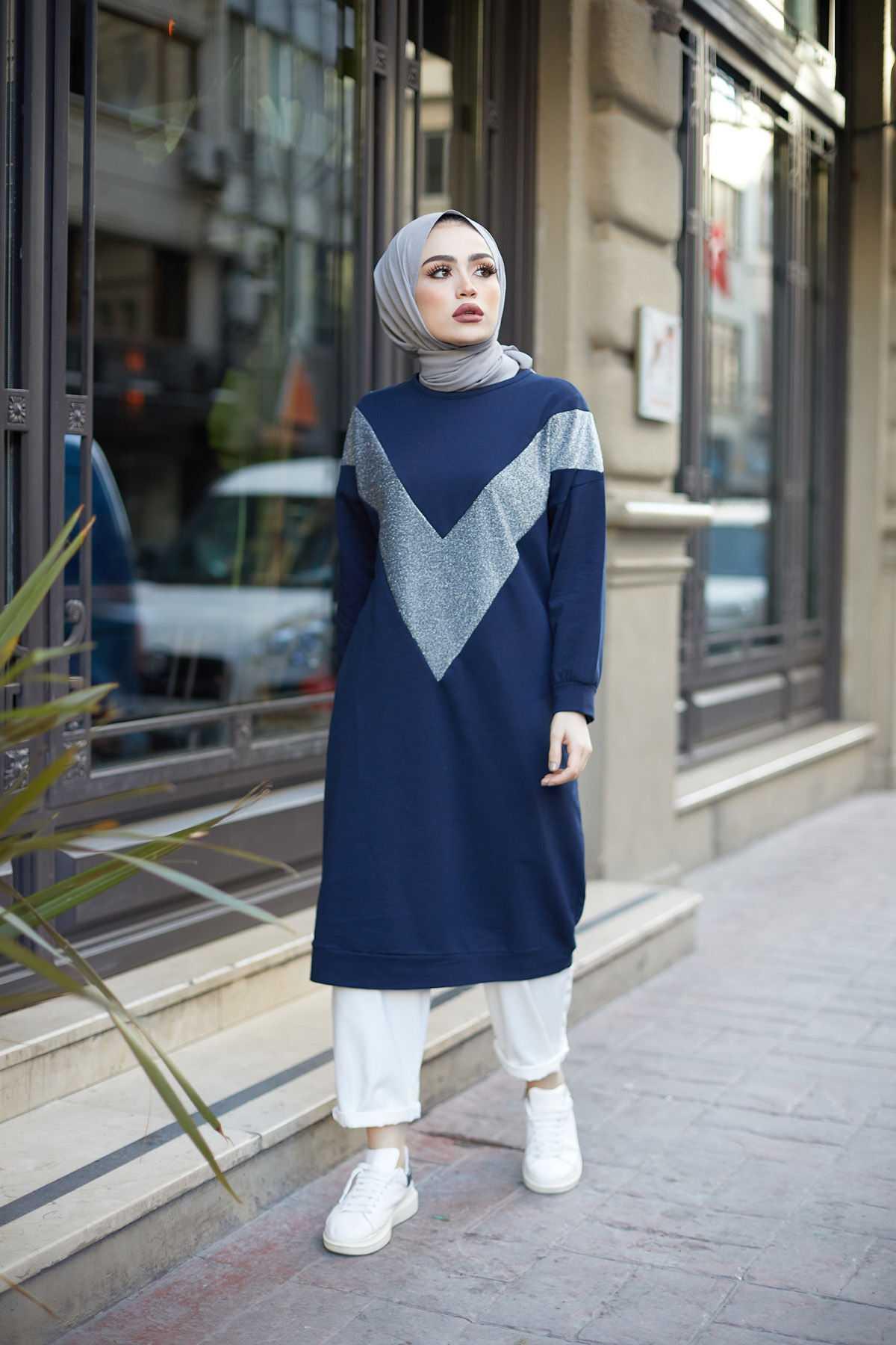 Eliza Moda Tesettür Tunik Modelleri