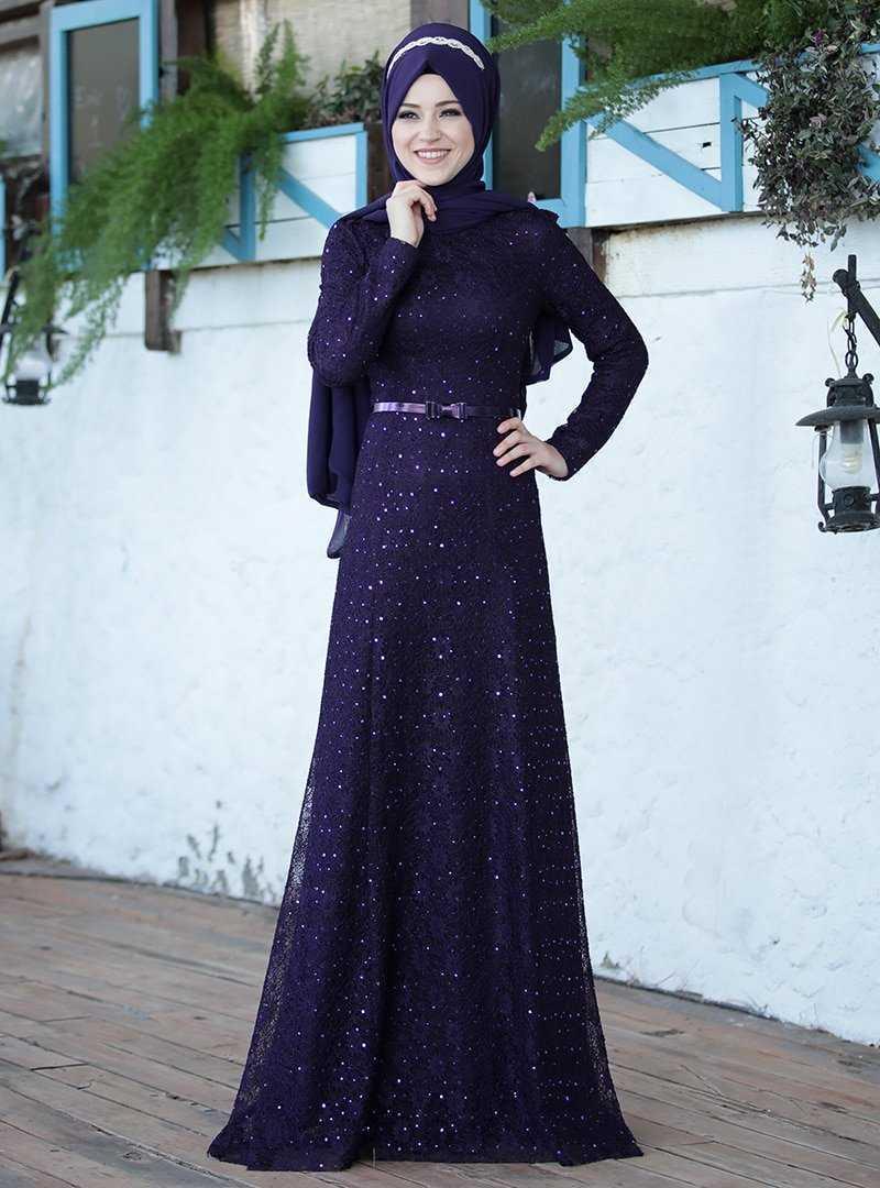 Al Marah Tesettür Duru Abiye Elbise Modelleri
