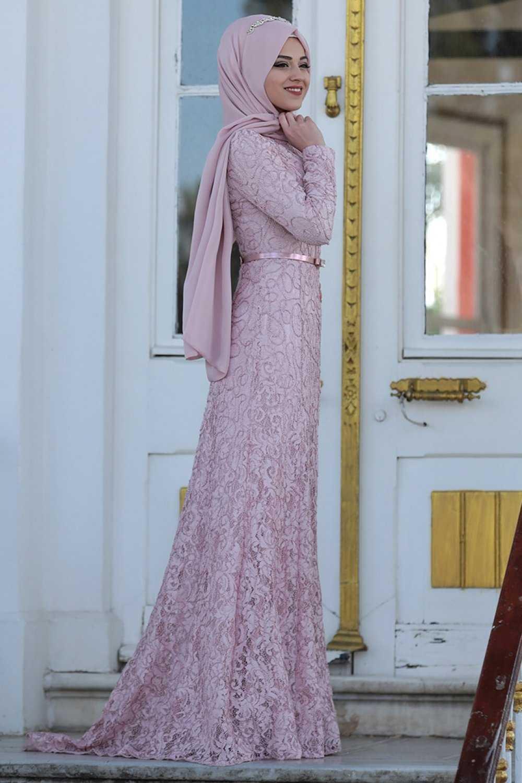 Al Marah Tesettür Milen Abiye Elbise Modelleri