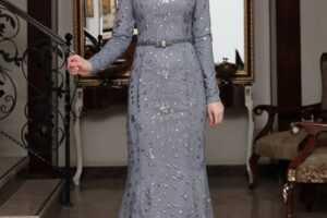 Al Marah Tesettür Abiye Elbise Modelleri