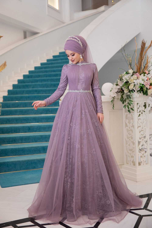 Al Marah Tesettür Rüya Abiye Elbise Modelleri