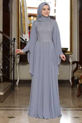 Al Marah Tesettür Reyhan Abiye Elbise Modelleri