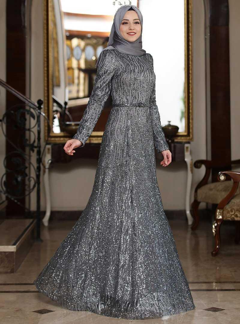 Al Marah Tesettür Selin Abiye Elbise Modelleri