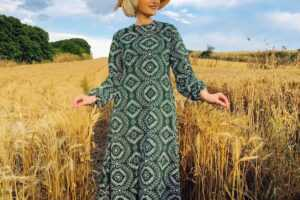 Eliza Moda Tesettür Elbise Modelleri