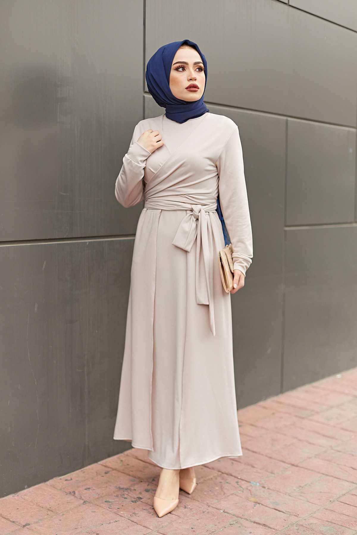 Eliza Moda Tesettür Özel Elbise Modelleri