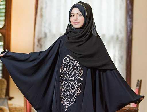 Feracem Tesettür Abaya Ferace Modelleri