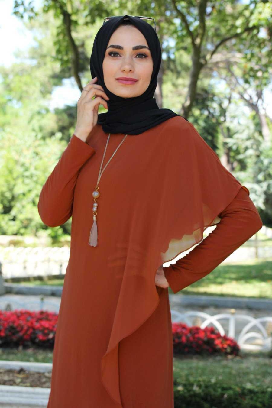 Feiza Collection Tesettür Şifon Tulum Modelleri