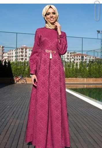 Gönül Kolat Tesettür Broker Elbise Modelleri
