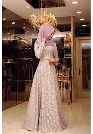 Pınar Şems Tesettür Broker Elbise Modelleri