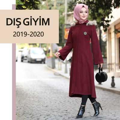 2019-2020 Moda Selvim Dış Giyim Modası