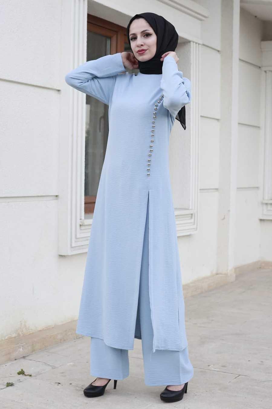 Feiza Collection Tesettür Tunik Takım Modelleri
