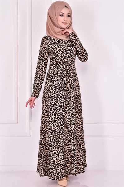 Modamerve Tesettür Yazlık Elbise Modelleri