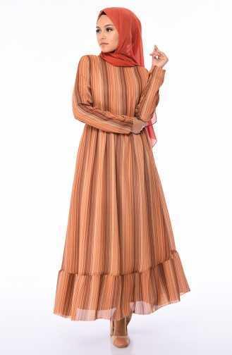 Sefamerve Tesettür Yazlık Elbise Modelleri
