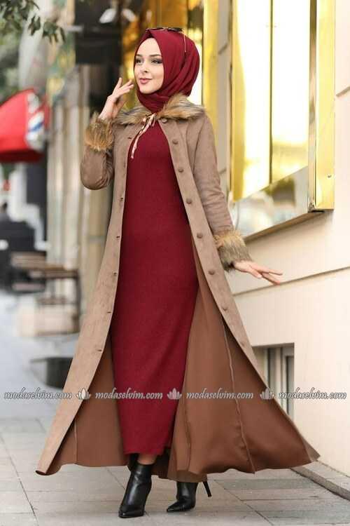 Şık ve Modern Moda Selvim Dış Giyim Modası