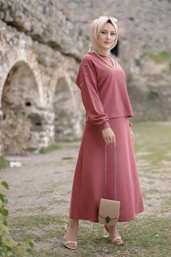 Tofisa Tesettür Tunik Takım Modelleri