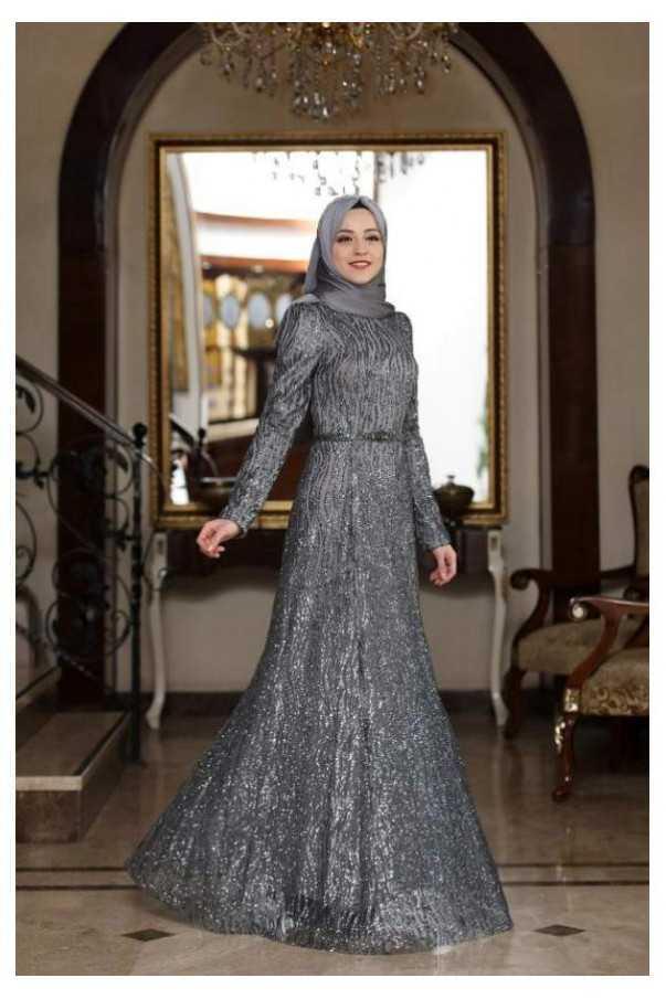 Al Marah Tesettür Selin Abiye Modelleri