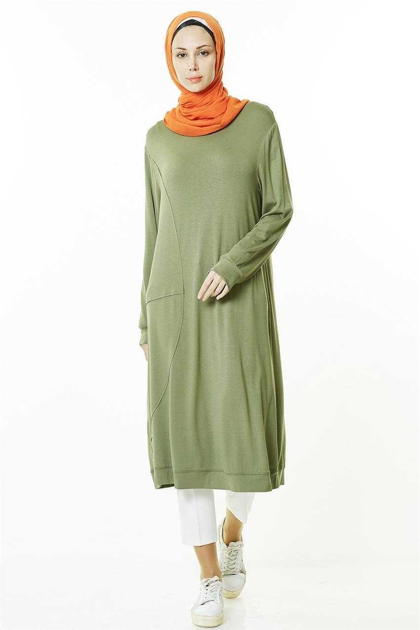 Nihan Basic Tesettür Penye Tunik Modelleri