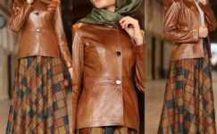 Pınar Şems Tesettür Ceket Modelleri