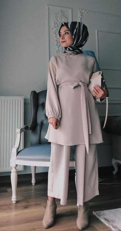 2021 Tesettür Takım Modası