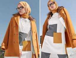 Alvina Sonbahar Kış Tunik Modelleri