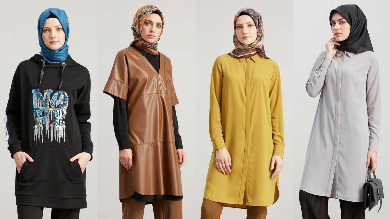 Kayra Sonbahar Kış Tunik Modelleri