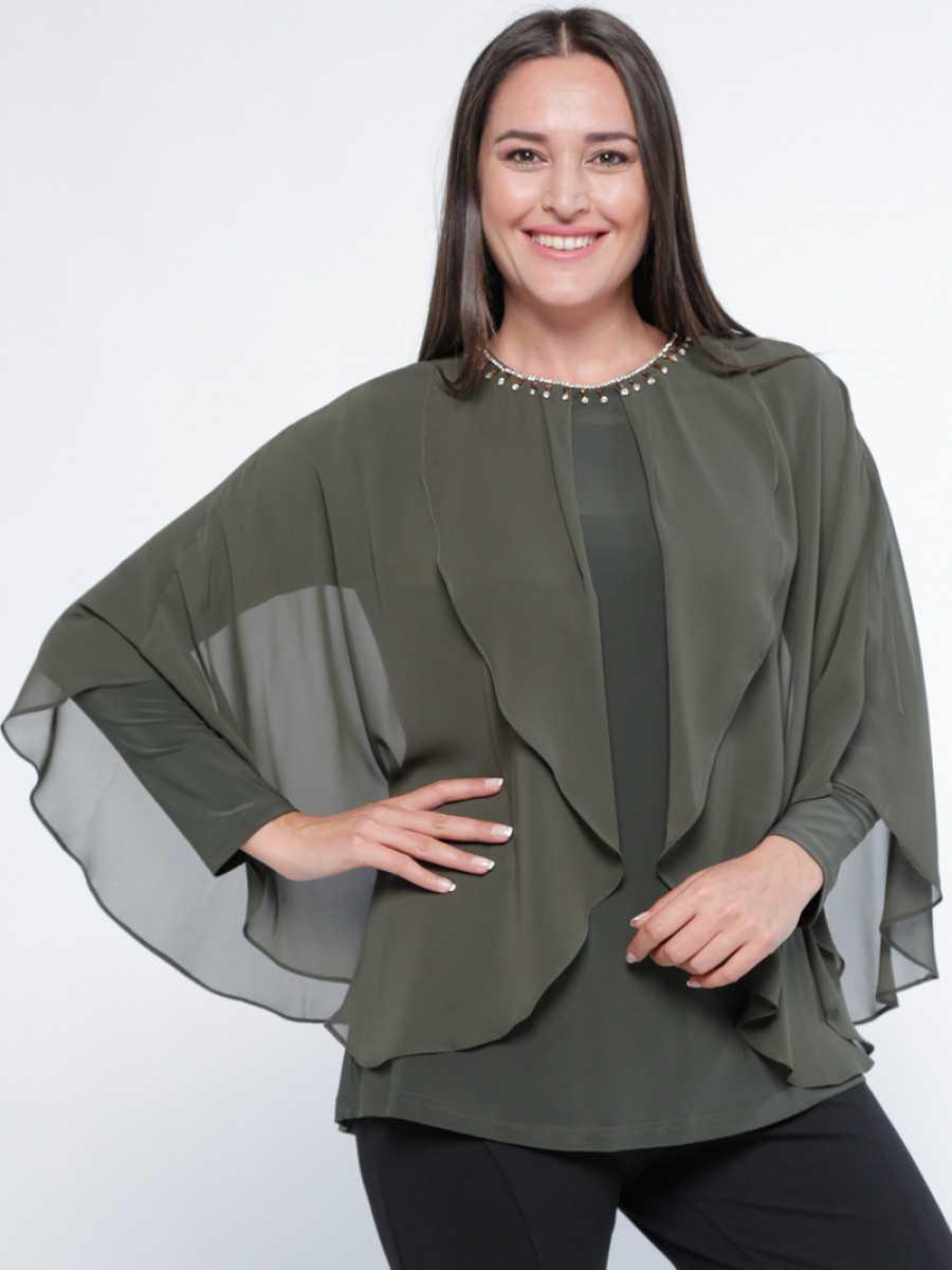 Metex Şifon Bluz Modelleri