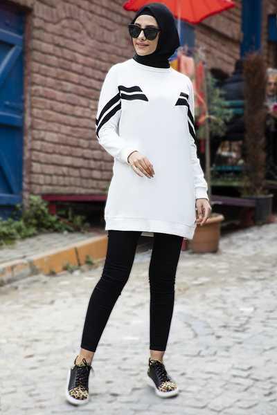 Moda Noiva Spor Tunik Modelleri
