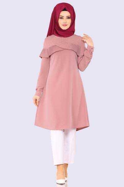 Moda Selvim Sonbahar Kış Tunik Modelleri