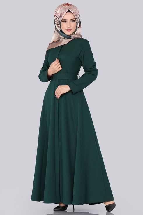 Moda Selvim Tesettür Mevlana Elbise Modelleri