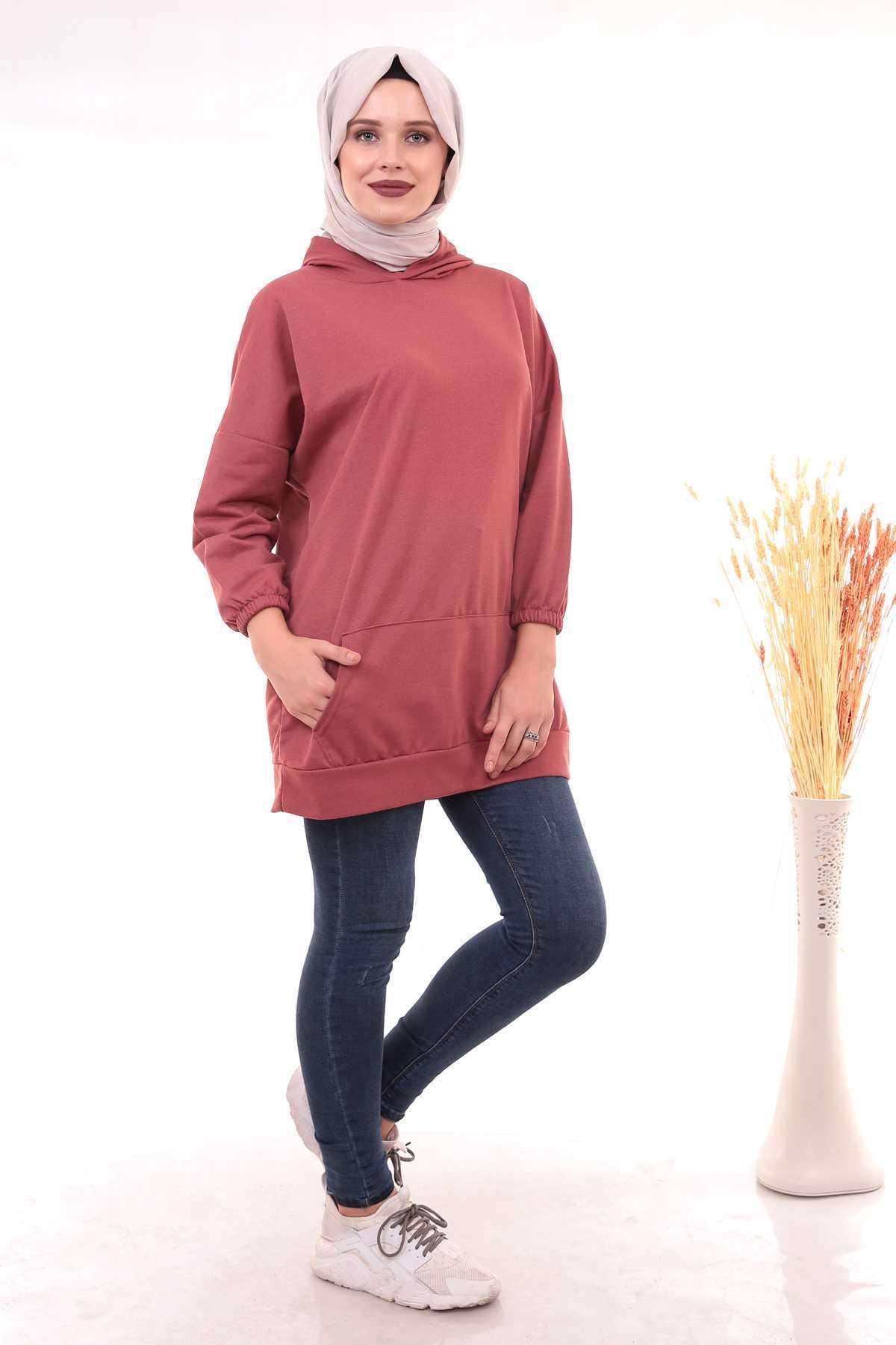 Modaminem Tesettür Sweatshirt Modelleri