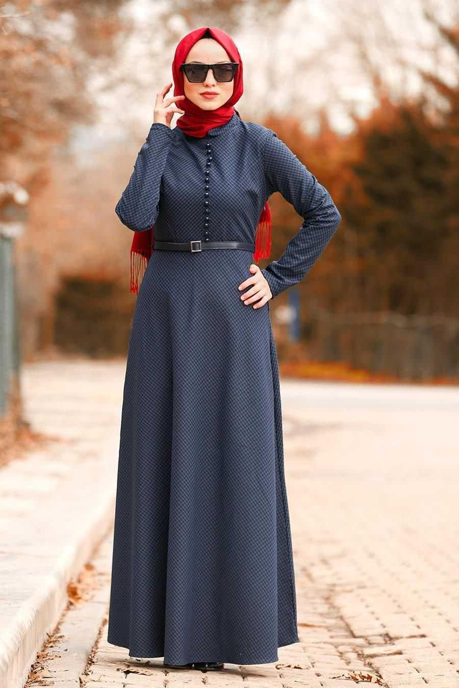 Nayla Collection Sonbahar Kış Elbise Kombinleri