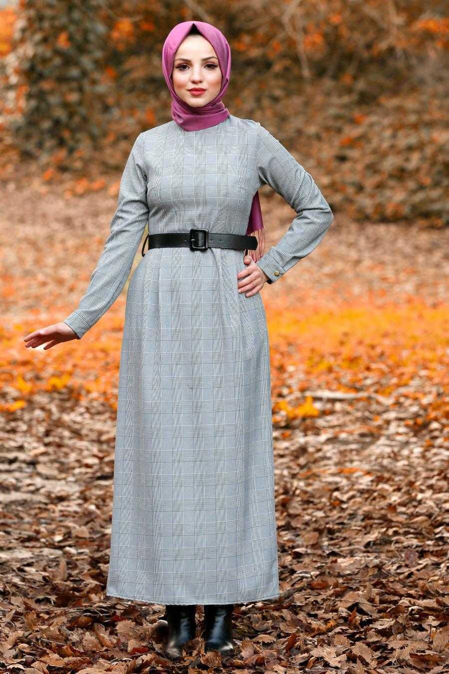 Nayla Collection Sonbahar Kış Elbise Tasarımları
