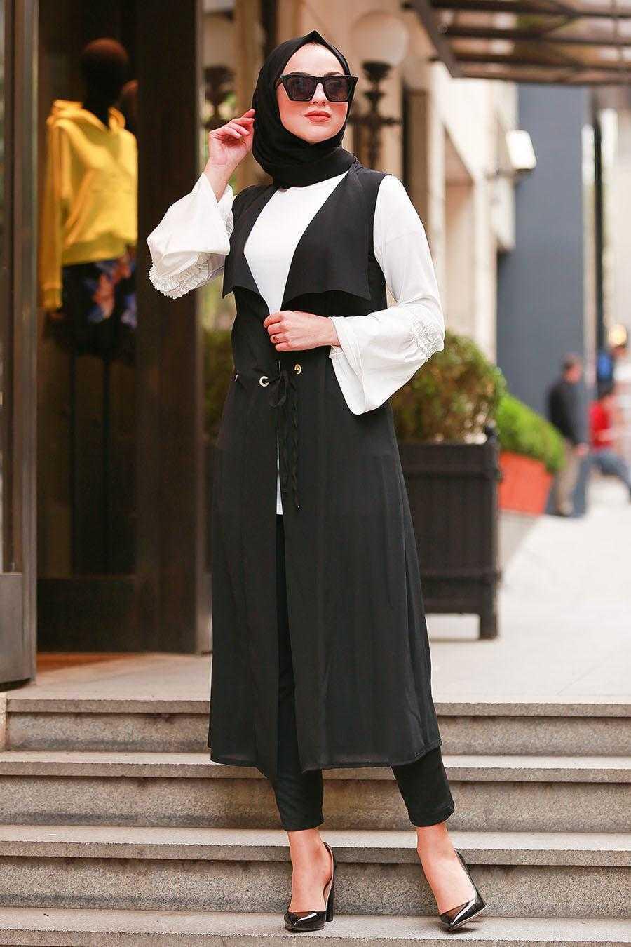 Nayla Collection Sonbahar Kış Tunik Yelek Modelleri