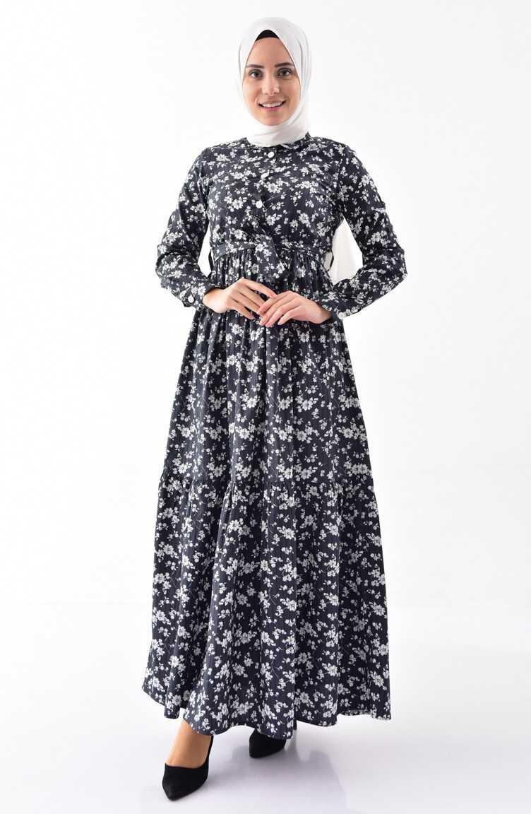 Sefamerve 2021 Tesettür Elbise Modası