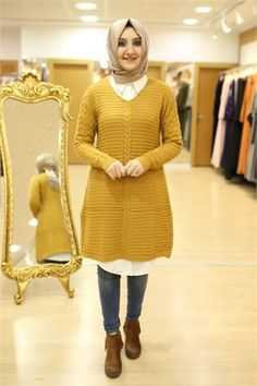 Sonbahar Kış Triko Tunik Modelleri
