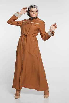 Alredaa Toprak Rengi Kıyafet Modelleri