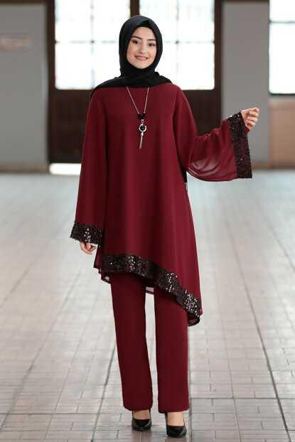 Fuval Moda Tesettür Takım Modelleri