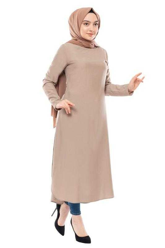 Moda Pinhan Şık Tesettür Tunik Modelleri