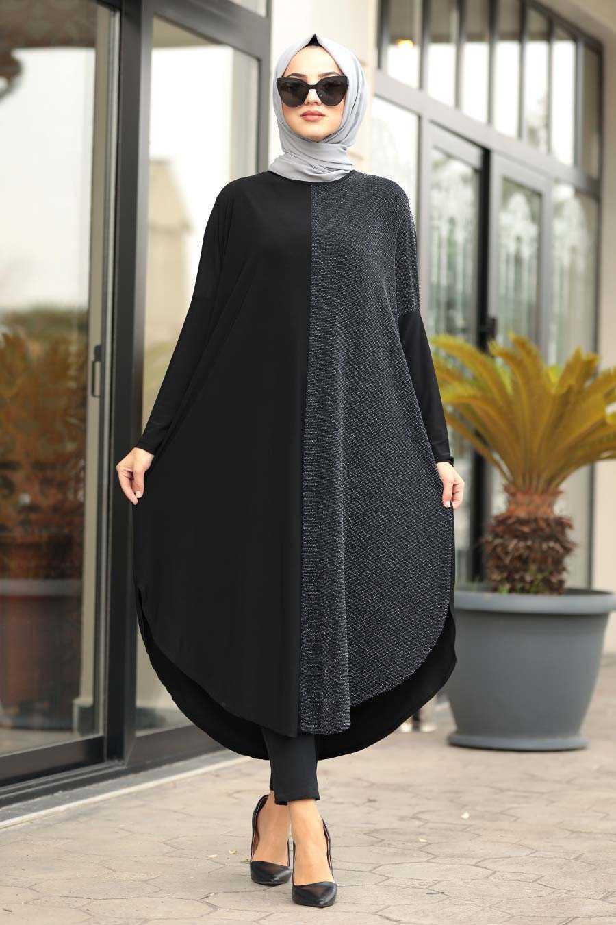 Neva Style Simli Tunik Modelleri