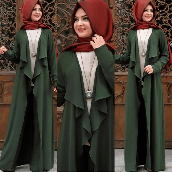Pınar Şems Sonbahar Kış Tesettür Modası