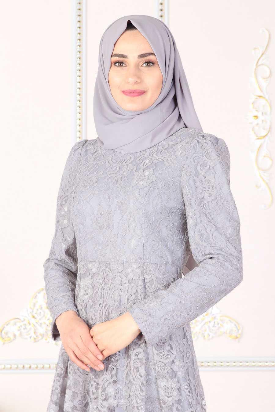 Feiza Collection Tesettür Abiye Elbise Modelleri