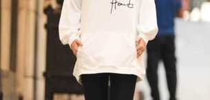 Baskılı Tesettür Sweatshirt Modelleri