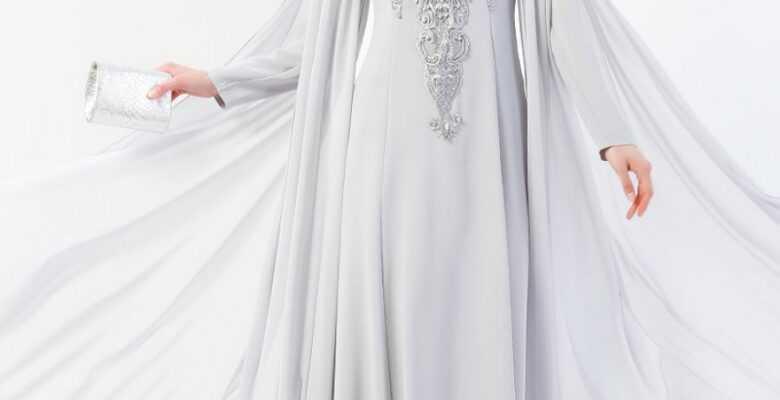 Kendinizi Özel Hissedeceğiniz Tesettür Abiye Elbise Modeller