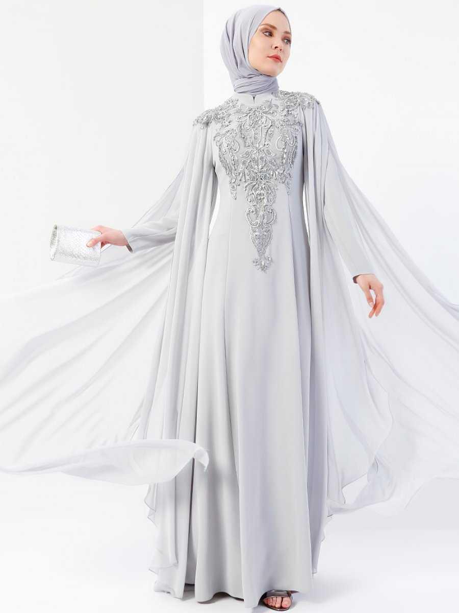 Refka Tesettür Abiye Elbise Modelleri