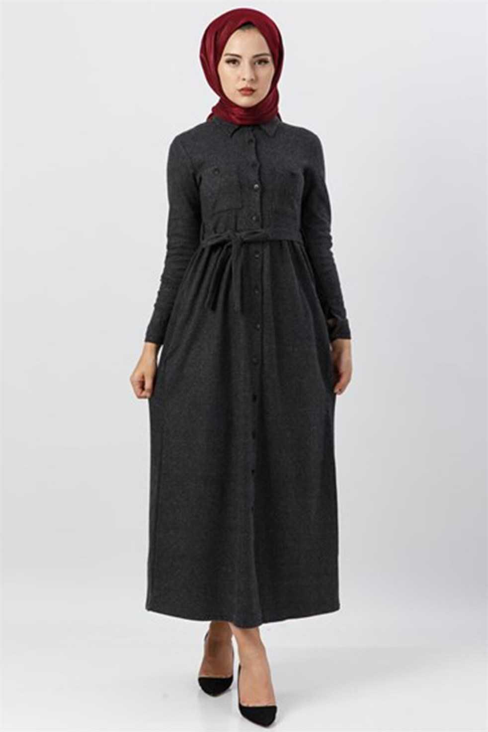 Instyle Boydan Tesettür Elbise Modelleri