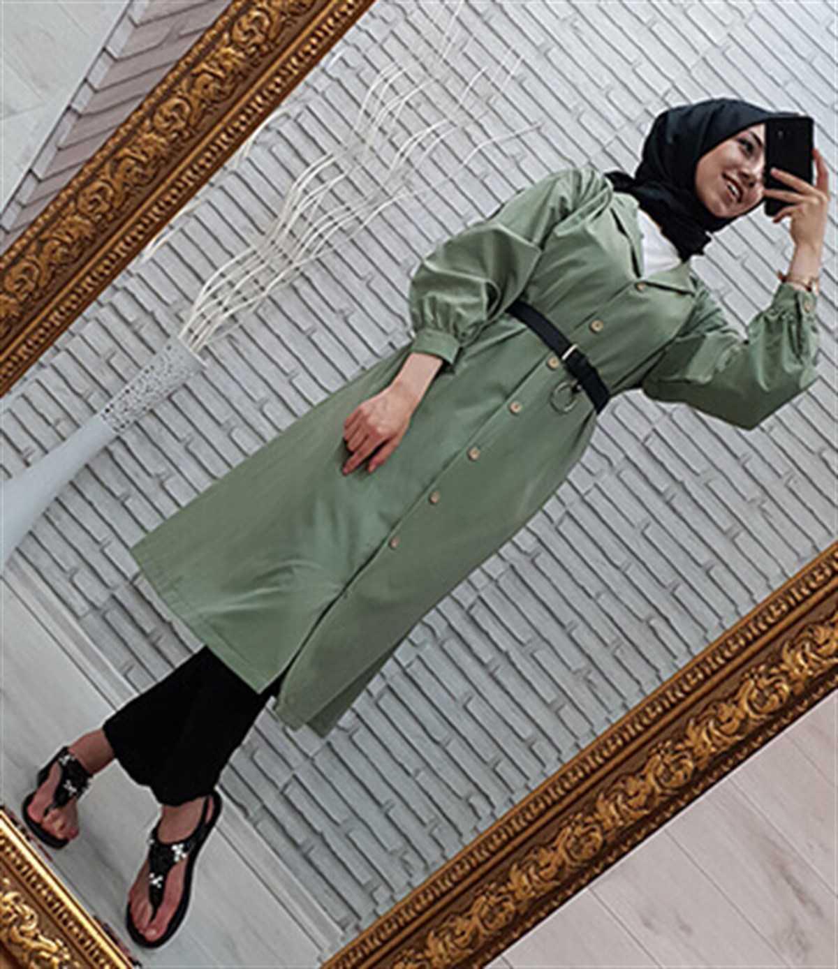 Kıyafet Dünyam Tesettür Boydan Tunik Modelleri